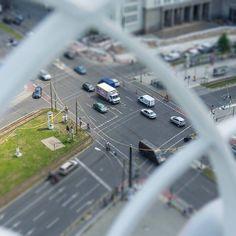 #locationscouting around #karlmarxallee #nikon #canon #tilt #berlin #traffic