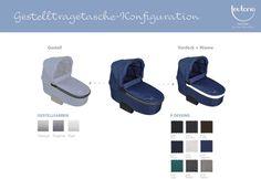 Teutonia Kombikinderwagen 2-in-1 Set ♥ Teutonia Be You Elite Kinderwagen mit Gestelltragetasche ✓ Kauf auf Rechnung ✓ Ratenkauf ✓ Versandkostenfrei