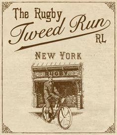 The Rugby Tweed Run: New York