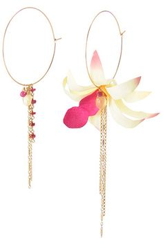 RueBelle designs ... www.ruebelle.com/shop/products/Yellow-Orchid-Earrings.html