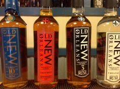 New Orleans distillery tours
