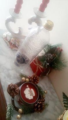 Fotografía participante en el concurso 'Ya es Navidad en Mondariz' realizado en el perfil de Facebook de Aguas de Mondariz.  Autoría: Beatriz Peña Rey