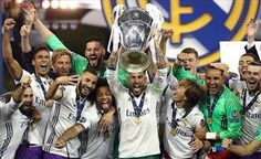 Real Madrid 4-1 Juventus [HD] Gᴏᴀʟs | COPE | La Duodecima 12ª