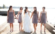 Real Wedding   Amy + Jason   PreOwnedWeddingDresses.com