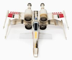 star wars reveals millennium falcon and x-wing starfighter drones