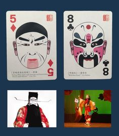 Chinese Opera Mask Playing Cards: For Tradition and Art by Maria Yuan — Kickstarter