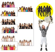 March Madness: Real Housewives Style