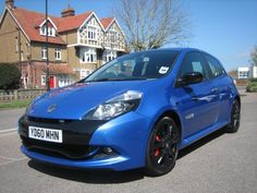 Beautiful Condition Renaultsport Clio 200 With Recaros, Cup Chassis & Recaros For Sale