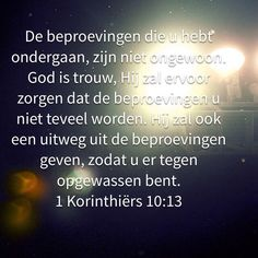 1 Korinthiërs 10:13