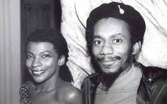 Zezé Motta e Luiz Melodia, parceiros no Projeto Pixinguinha de 1979