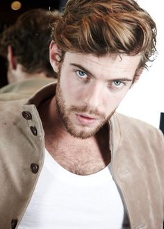 Harry Treadaway- oh my Zeus! Those eyes, that chest hair