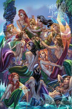 Fairytale Fantasies 2014 | Artists A-Z :: C :: [Campbell, J. Scott] - Fairytale Fantasies 2014 ...