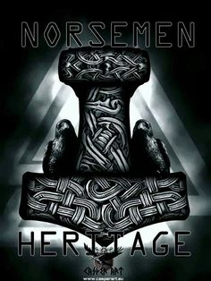 NORSEMEN HERITAGE ... and damn proud of it!!!