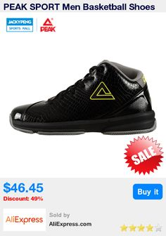 PEAK SPORT Men Basketball Shoes Classal Types Breathable Sports Shoes Wear-resistant Non-Slip Athletic Training Sneakers Boots * Pub Date: 10:02 Jul 13 2017