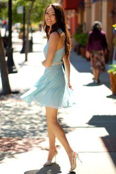 cute feminine dress