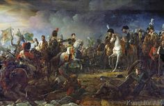 Napoleonische Kriege - Bataille d'Austerlitz