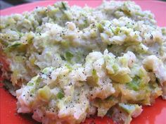 Mashed Brussels Sprouts With Parmesan and Cream from Food.com:   								Brussels sprouts are my new favourite vegetable and this recipes from the Guardian newspaper looks very tempting, though I haven't tried it yet. The 20 minutes cooking time is an estimate.