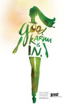 #Karma #ecofashion #gogreen
