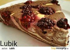 Tvarohový fitness dezert recept - TopRecepty.cz