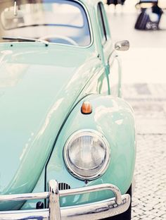 Save up enough to buy a vintage vw beetle by February 2016