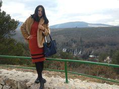 a little place to call my own: Fake fur coat/ Kaput od umjetnoga krzna (Kravica)
