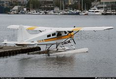 N900KA Kenmore Air De Havilland Canada DHC-2 Beaver photographed at Seattle Kenmore Air Harbor (Lake Union) Seaplane (LKE) by Tomas Milosch