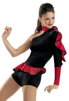 spanish jazz dance costumes - Google Search