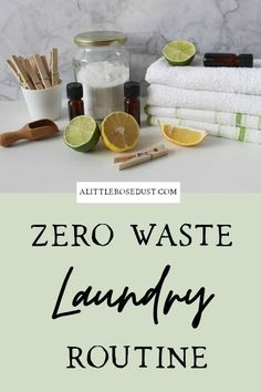 Jan 2020 - Your laundry routine might be making more waste than you think. Here are some simple switches to make to have a zero waste laundry routine. No Waste, Reduce Waste, Diy Guide, Limpieza Natural, Waste Reduction, Dyi, Eco Friendly House, Green Cleaning, Natural Cleaning Products