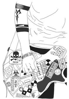 Michael Clifford Tumblr Outline... Made By: @ItsNatalieG