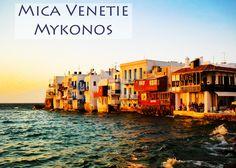 Mica Venetie este situata in partea de est a portului si se intinde intre plaja din Aleukantras si vechiul cartier al Castelului. Nimic nu se compara cu o noapte afara pe una dintre terase, savurand bucataria si muzica greceasca, in timp ce admiri magnificul apus de soare.