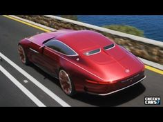 New Car 2017: NEW 2017 Vision Mercedes-Maybach 6 Coupe Test DRIV...