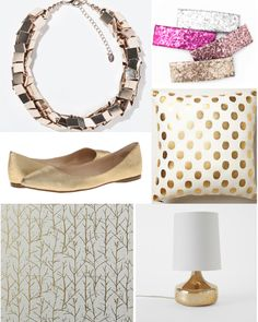 roundup of favorite glitter and shine products // the logbook