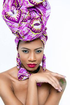 http://cutfromadiffcloth.tumblr.com/post/76738046111/photographer-isaac-saunders-sr-jermaine-isaac #AfricanHeadWrap