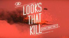 Looks That Kill - HD by Yuki 7. PRE-ORDER THE BOOK + DVD NOW! http://yuki7.bigcartel.com/product/looks-that-kill