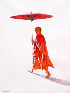 Traveller Novice by Min Wae Aung
