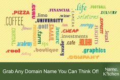 3 Steps To Choosing The Right Website Address For Your Business or Brand!