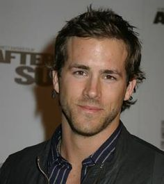 The delectable Ryan Reynolds