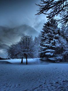 Highland Winters, Scotland