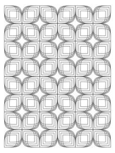 103 best Geometric Patterns Coloring Pages images on Pinterest ...