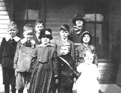 THE ORPHAN TRAIN- links to an interesting article. I never knew of this!