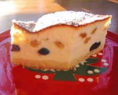 Przepis na Sernik Wiedenski - MniamMniam.com Polish Recipes, Polish Food, Cheesecake, Muffin, Pudding, Dishes, Cookies, Baking, Breakfast