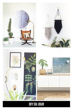 DIY du Jour: Rock Your Home Style with These Crazy Cool Projects | Francois et Moi