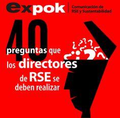 40 preguntas que todo director de RSE se debe hacer