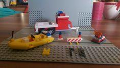 Pontibrick Boat Trailer, Water Rescue