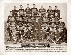 1947-48 Black Hawks
