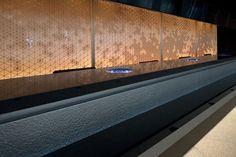 wooden frame panel / tokyo sky tree