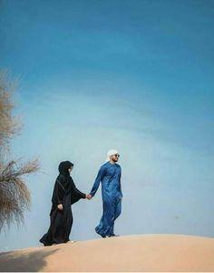 64 New Ideas Travel Couple Hijab Best Couple Pictures, Love Couple Images, Cute Love Images, Cute Couple Art, Couples Images, Cute Muslim Couples, Muslim Girls, Romantic Couples, Cute Couples