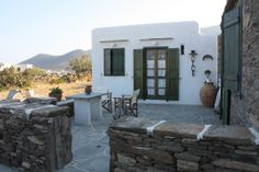 sifnos greek house
