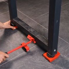 Heavy Furniture Lifter Super simple to use! Put the lifter under to furniture and lift it (can lift your furniture to 2 high), then let 4 pcs rollers into the 4 corners. It can bear 150 lbs, so you can easily move furniture or heavy objects.