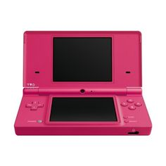 Math.com Store: Math Games: Nintendo DSi - Pink ❤ liked on Polyvore featuring electronics